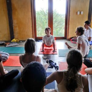Workshop María Lorrio Castro 2008
