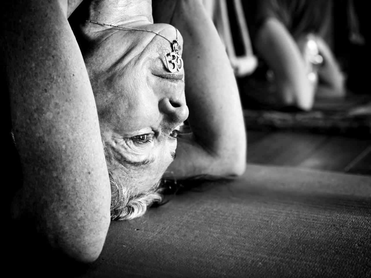 A importância de praticar āsanas