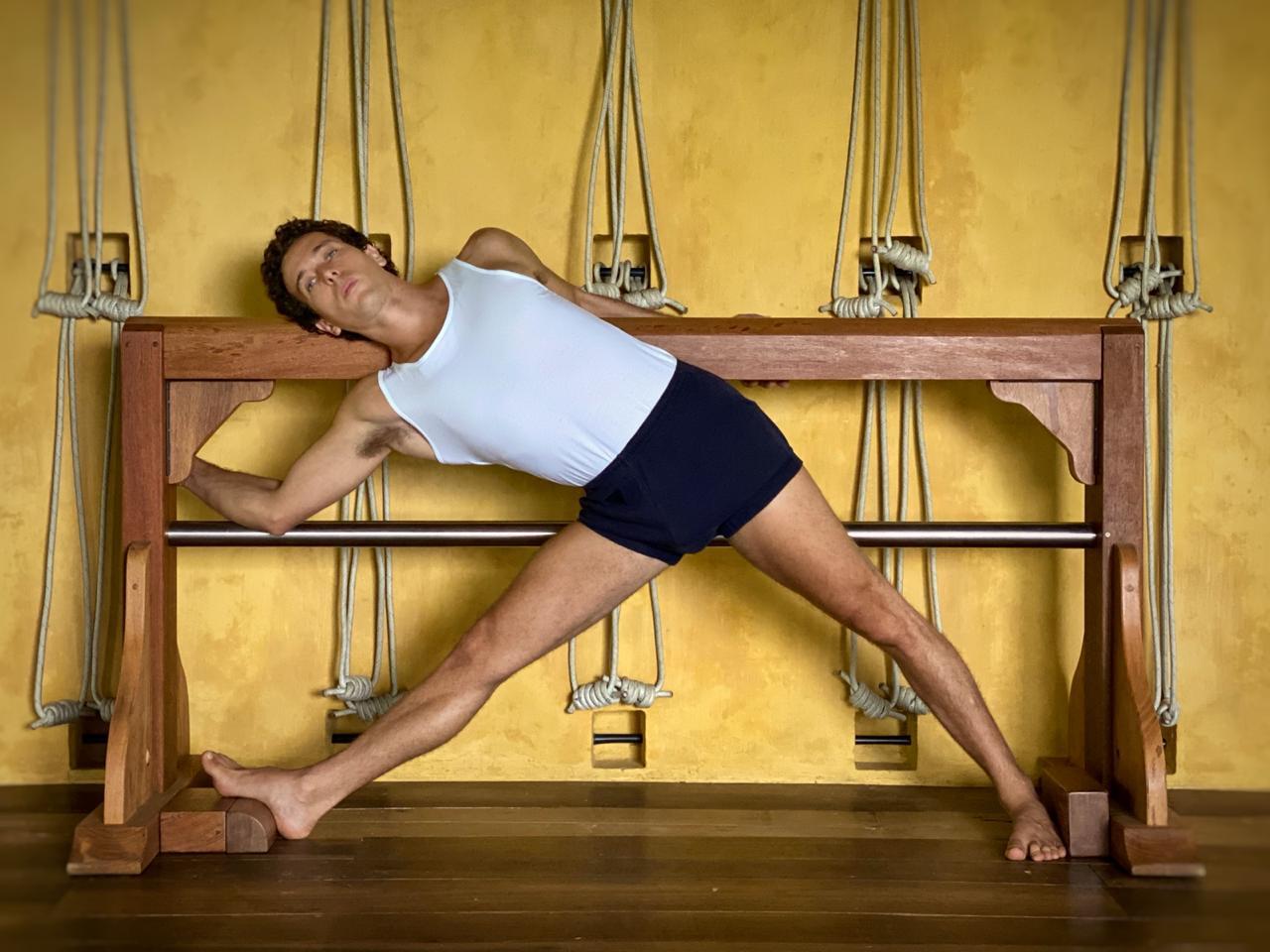 O yoga e o suporte de nossas vidas