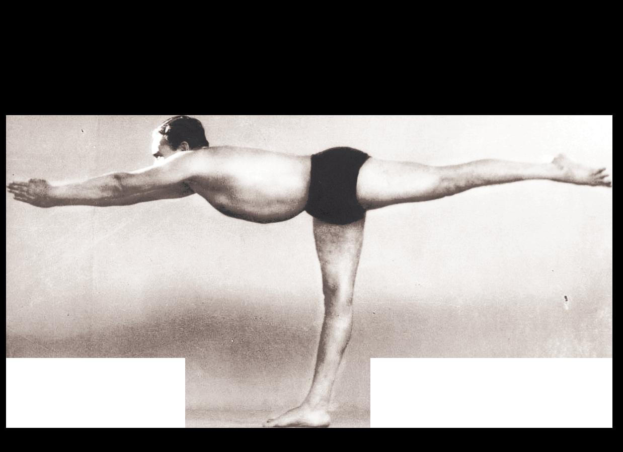 O contentamento é cultivado pela prática do yoga