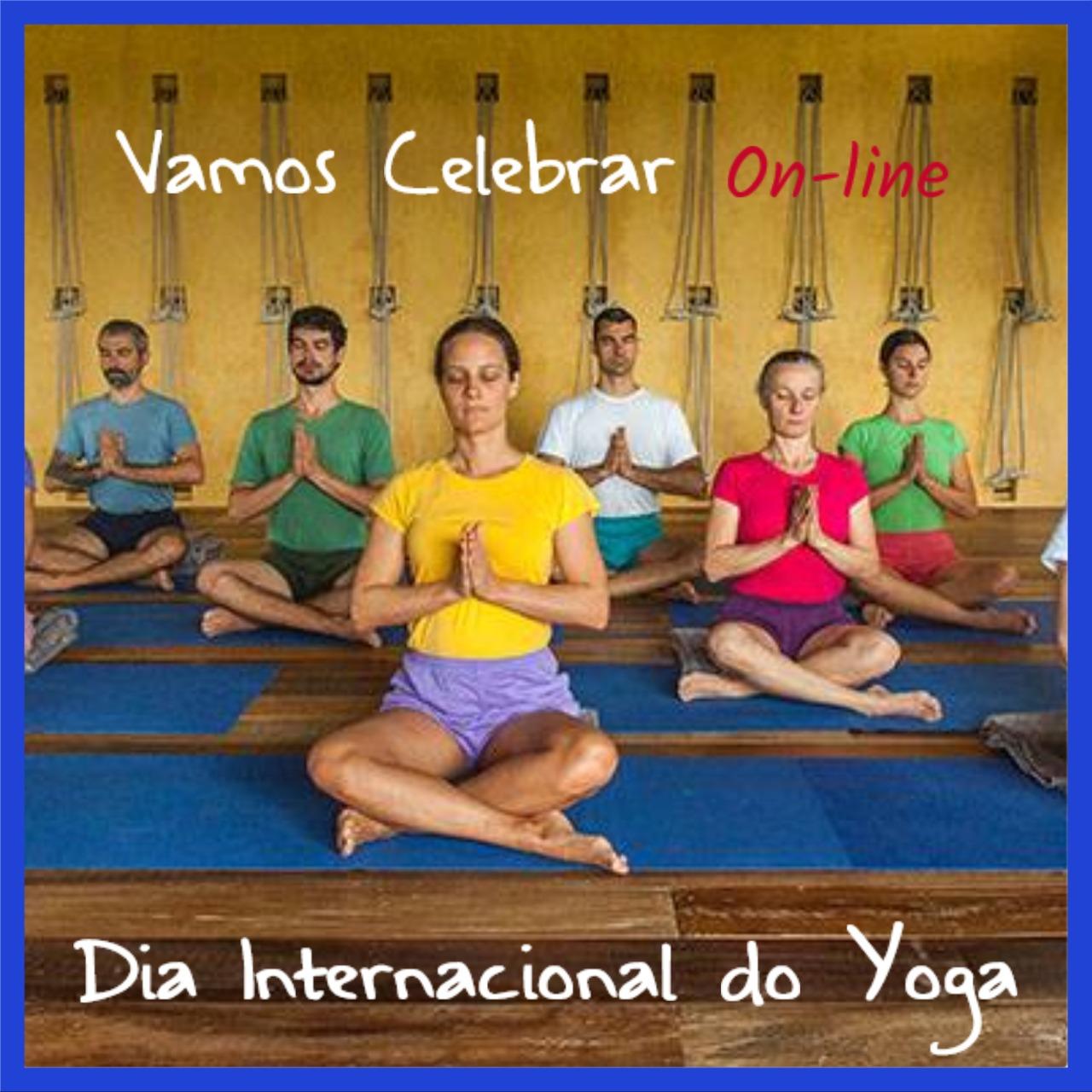 Escola celebra Dia do Yoga com semana de aulas on-line em benefício de projeto social