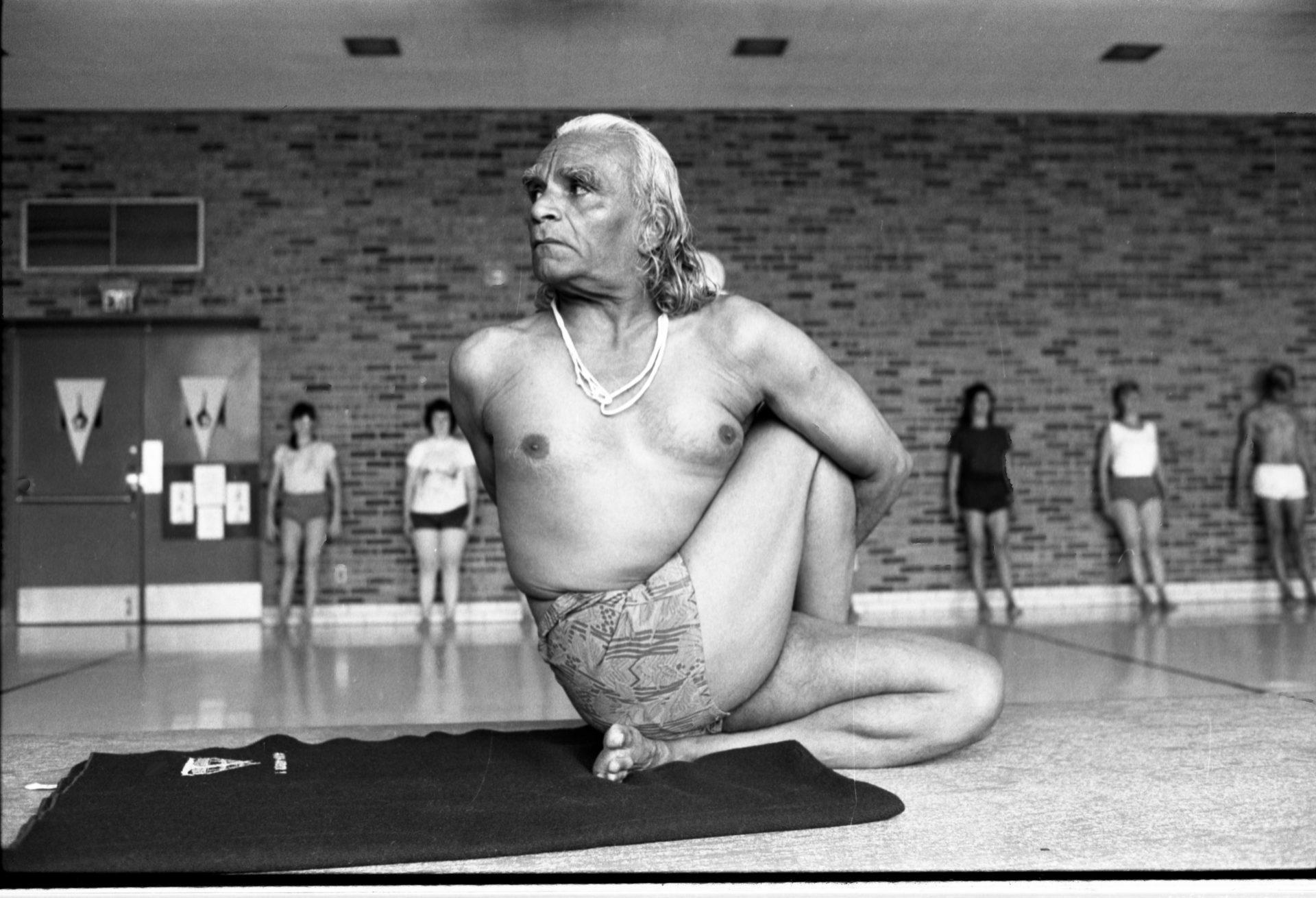 Boa Saúde Através do Yoga