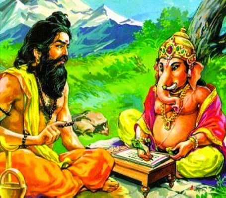 A História de Vyasa por Prashant Iyengar