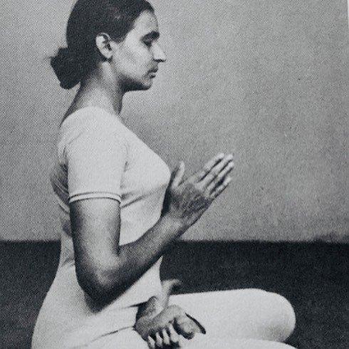 Geeta Iyengar sobre Pranayama (parte 1)